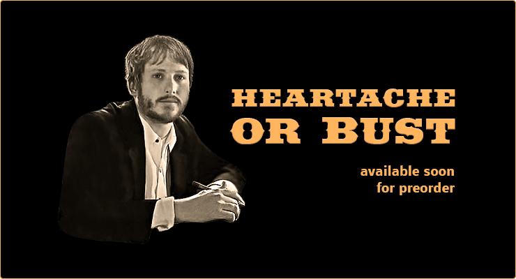 Taylor Martn's new album, Heartache or Bust