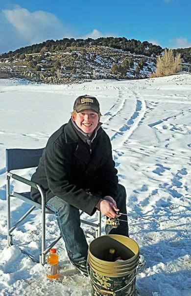 ice-fishing
