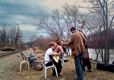 playing_by_the_river